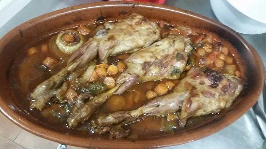 Purullena, España: Cena de navidad