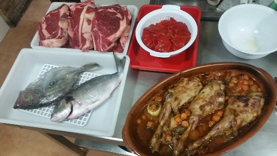 Purullena, Spania: Cena de navidad