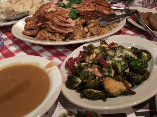 Exton, PA: Roasted Brussel Sprouts