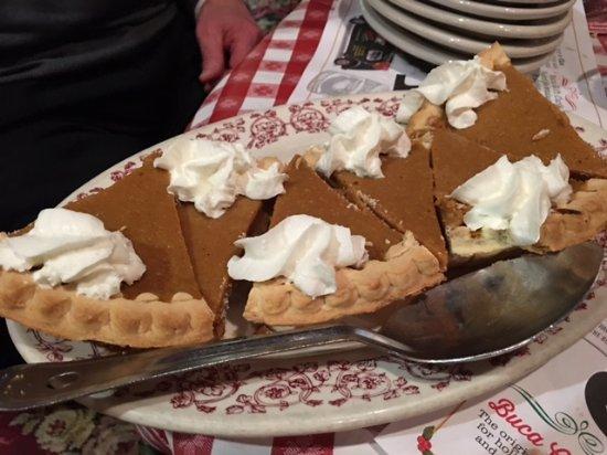Exton, PA: Thanksgiving Pumpkin Pie