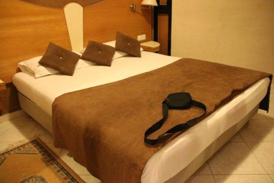 Hotel Mounia: kamer