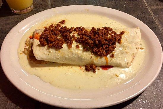 Decatur, IN: Chicotes Sofio Burrito