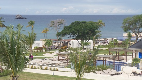 Cap Estate, Saint Lucia: View from the Main Lobby