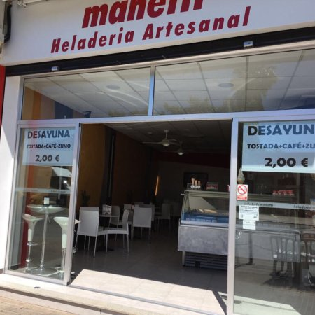 Heladeria manetti puerto de sagunto fotos n mero de tel fono y restaurante opiniones - Restaurantes en puerto de sagunto ...