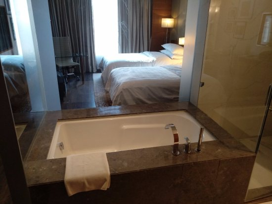 Excellent hotel for business traveler with great connectivity to the Airport