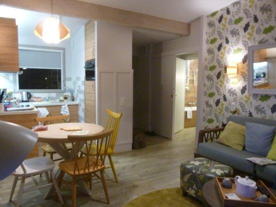Appartement pour deux villages nature paris for Appart hotel paris pour 5 personnes