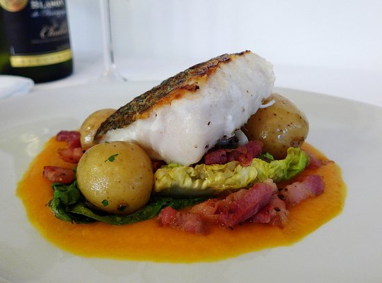 "Hooked Restaurant: ""The hake was amazing, so well cooked and presented, the best we have ever eaten anywhere."""