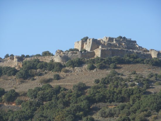Golan Heights: La forteresse perchée