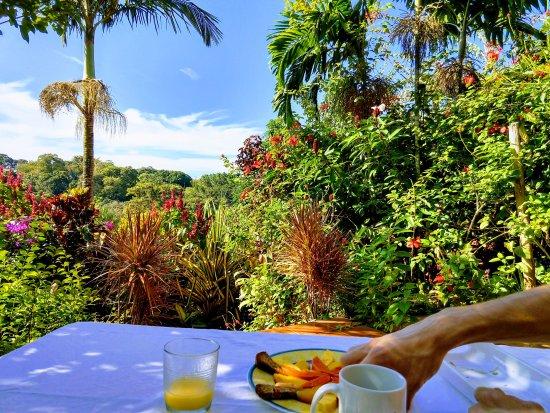 Atenas, Costa Rica: Petit déjeuner