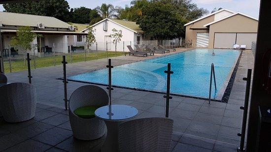 Lephalale, South Africa: Hotel Palm Park.