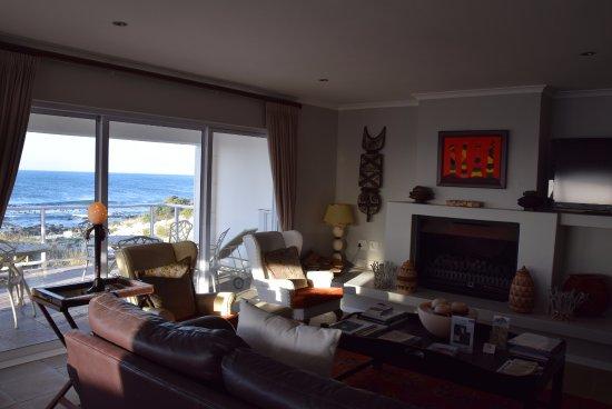 St. Helena Bay, Sudáfrica: Aufenthaltsraum