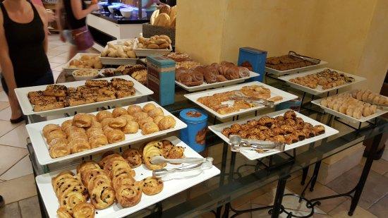 Desayuno Continental Tipo Buffet