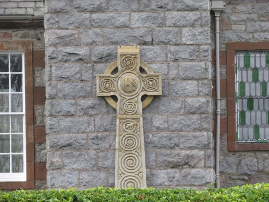 Dalbeattie, UK: cross