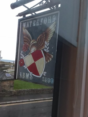 Waterford Arms : The view!