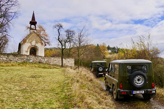 Off Road Bohemia - FULL DAY TRIP