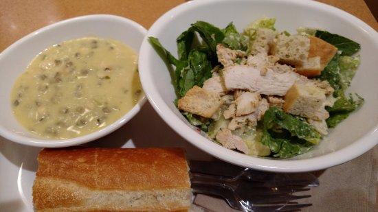 Towson, MD: Soup & a Salad