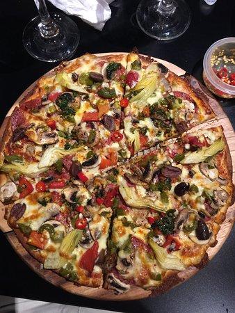 Robina, Australia: The best pizzas