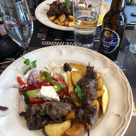 Restaurant akropolis ludvika restaurant reviews phone for Akropolis greek cuisine merrillville in