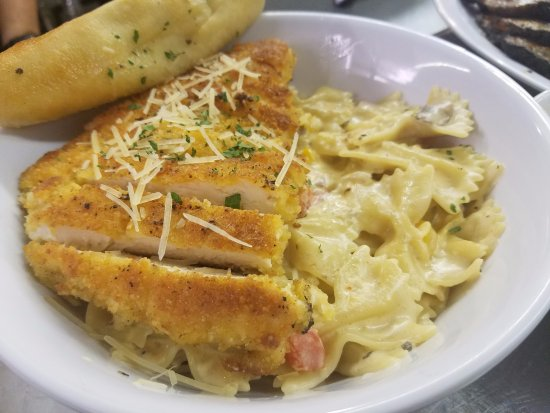 Buchanan, VA: Spicy D Brown Chicken Pasta