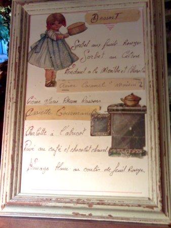 Chateauneuf-du-Pape, Francia: ... una cenetta ...