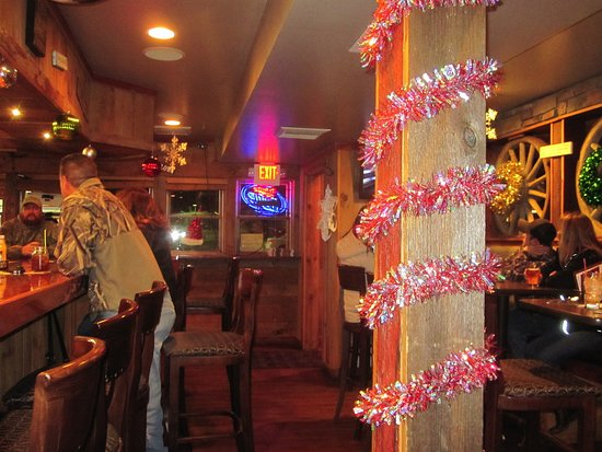 Bayport, MN: Inside bar area