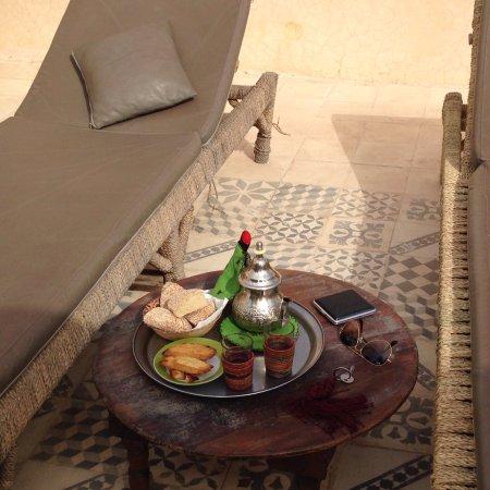 Riad Vert Marrakech: Au riad vert , vous repartirez avec d'excellents souvenirs...