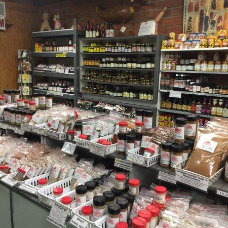 Tumacacori, AZ: Spice galore
