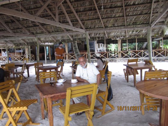 Anse Lazio A Nice Restaurant And Cafe On The Beach