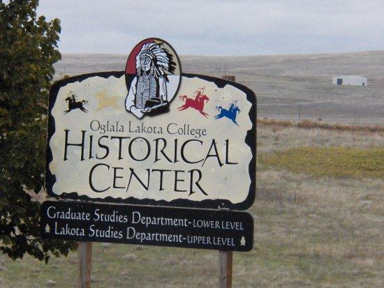 Kyle, SD: Oglala Lakota College Historical Center
