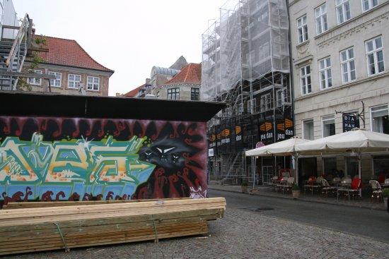 SANDEMANs NEW Europe - Copenhagen: Copenhagen Street Art