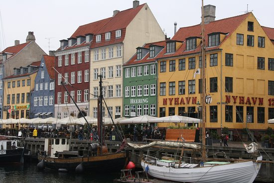 SANDEMANs NEW Europe - Copenhagen: Nyhavn District