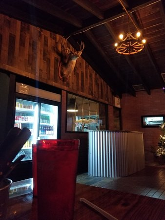 Hialeah, Floryda: Hitching Post Barbecue Ranch