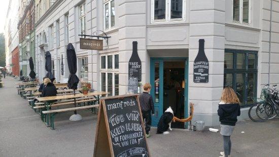 Offene Küche Picture Of Manfreds Copenhagen Tripadvisor