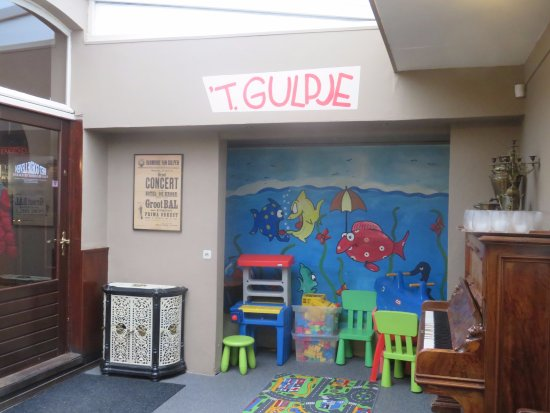 Aquarium voor kids picture of brasserie de kroon gulpen
