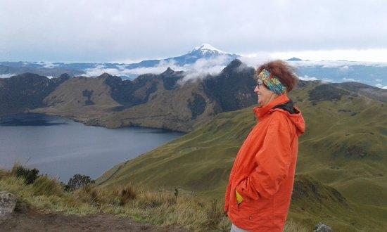 Quichua Native Travel: cumbre del fuya fuya y vistas