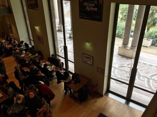 Picture of cafe le jardin du petit palais for Cafe du jardin london