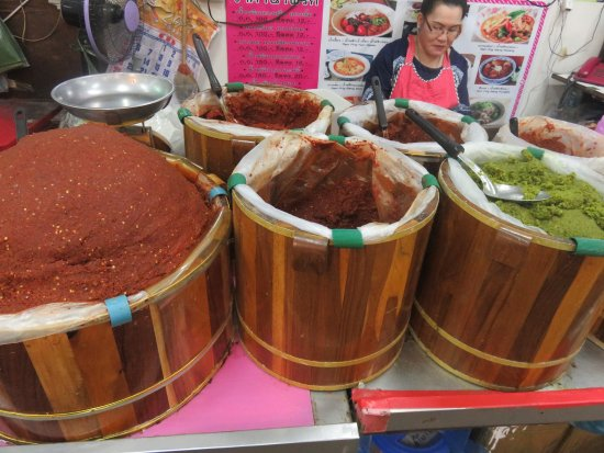 Warorot Market (Kad Luang): Spices