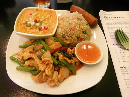 Thai thai asian bistro norman restaurant reviews phone for Asian cuisine norman