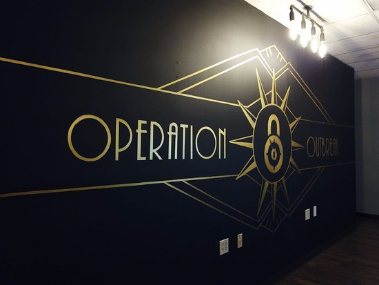Operation Outbreak El Paso Escape Game