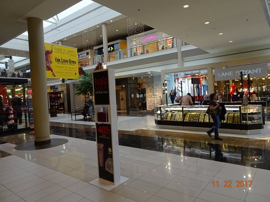 Walden Galleria Mall All That Marble