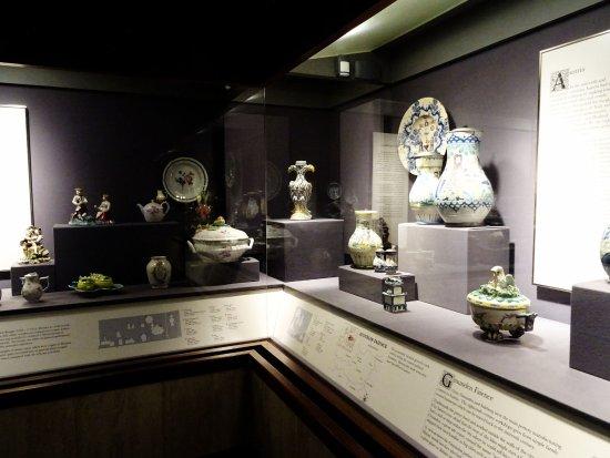 Austrian ceramics - Museum of Anthropology UBC