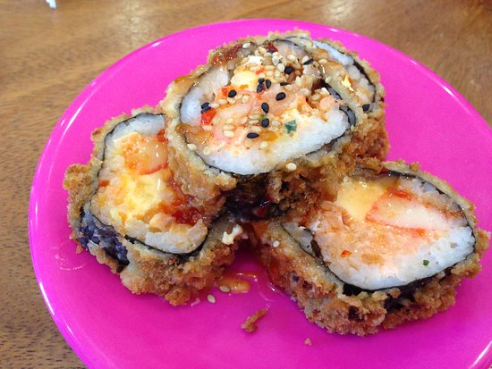 Joondalup, Australien: From the Sushi Train - Sushi