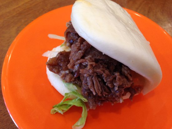 Joondalup, Australien: From the Sushi Train - Bao
