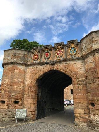 Linlithgow, UK: Exterior