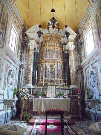 Patti, Italia: Altare del SS Sacramento