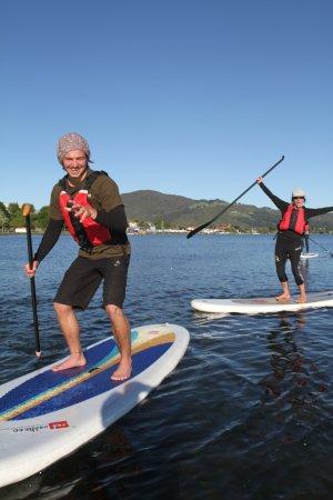 Rotorua Paddle Tours: SUP Madness.