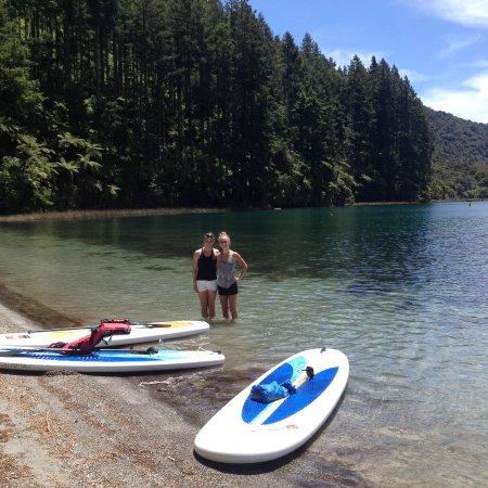 Rotorua Paddle Tours: Blue Lake