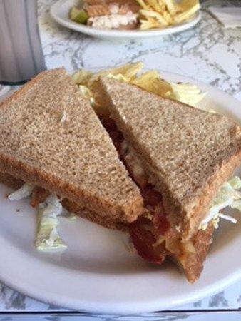 Gap, Pennsylvanie : BLT on Wheat Bread (I prefer it not toasted)
