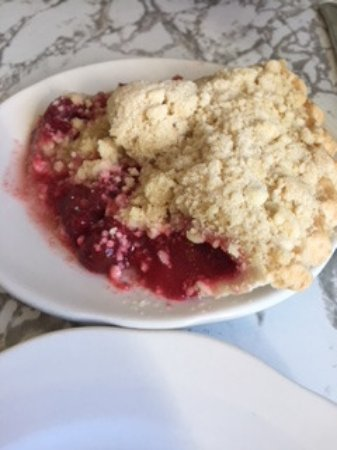 Gap, PA: Cherry Pie -- Delicious!