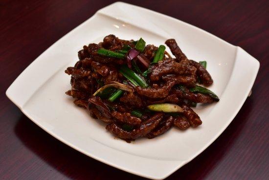 Ridgefield, CT: Mongolian Beef